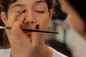 Leçon de maquillage Shiseido By Vanitycase.fr