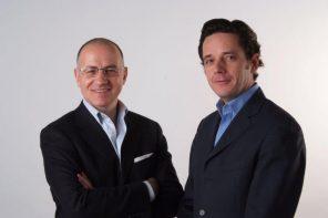 Max-Michel Grand & Gilles Cantin Co-Fondateurs-Présidents Huiles & Baumes