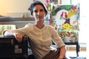 Clara Molloy,  co-fondatrice Parfums Memo