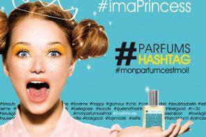 #PARFUMS HASHTAG, pour les filles branchées