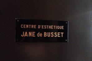 Jane de Busset, la papesse du nettoyage de peau !