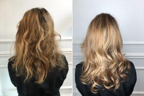 Le soin profond des cheveux blonds : Immortelle blonde