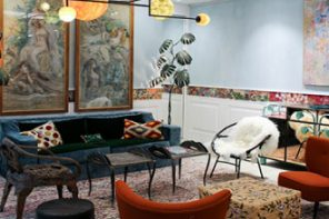 La maison Sisley, un lieu d'exception