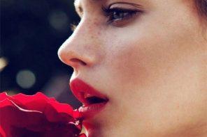 Spécial peau sèche : vive la rose !