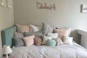 Une chambre de petite fille